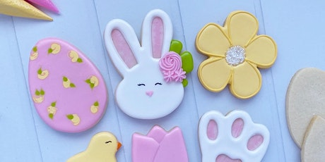 Easter Cookie Decorating Workshop - Morning Session tickets
