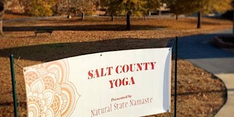 Salt County Yoga at Sunset Lake tickets