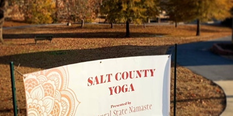 Salt County Yoga at the Dome tickets