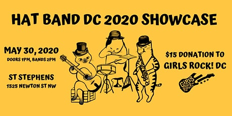 Hat Band 2020 Showcase tickets