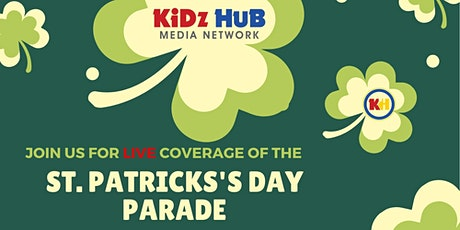 Support KiDz HuB' Coverage of South Amboy St. Patrick's Day Parade tickets