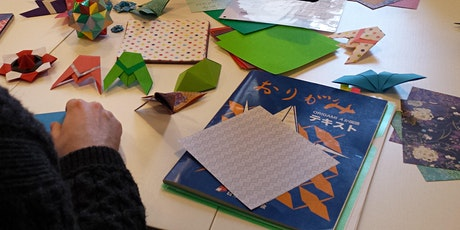 Origami - Initiation class bilhetes