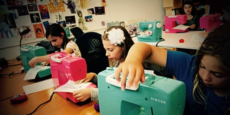 Fashion Sewing for ages 8-16 tickets