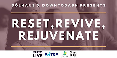 Reset, Revive, Rejuvenate - Meditation, Live Music and Networking tickets