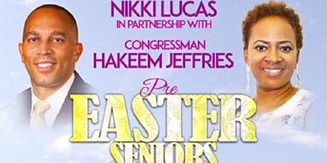 Pre Easter Hat Pageant for Seniors in Brooklyn tickets