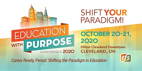 Education with Purpose Conference tickets