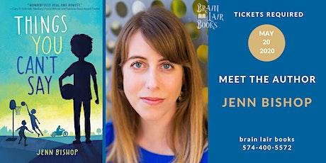 Meet the Author - Jenn Bishop tickets
