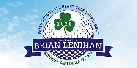 2nd Annual Brian Strong All Heart Memorial Golf Tournament tickets