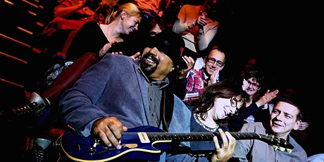 """WAYNE BAKER BROOKS  """"Down and Dirty-from the-gut-blues """" — Chicago Tribune tickets"""