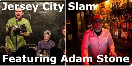 Jersey City Slam: Featuring Adam Stone tickets
