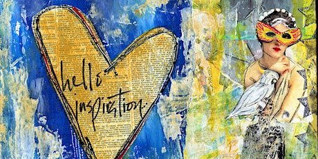 Intro to Mixed Media Collage with Pamela Sue Johnson tickets