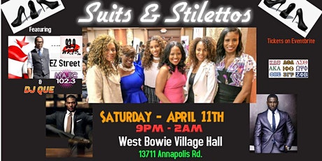 Suits & Stilettos (Spring Fling Party) tickets