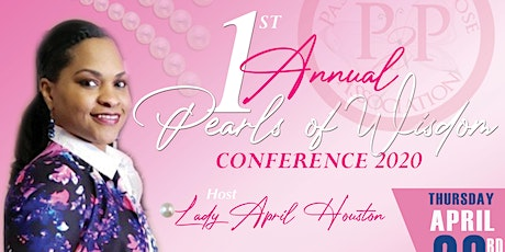 1st Annual Pearls Of Wisdom Conference tickets