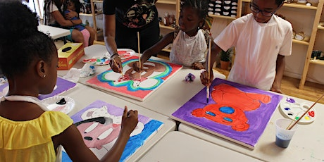 Kids Paint And Sip tickets