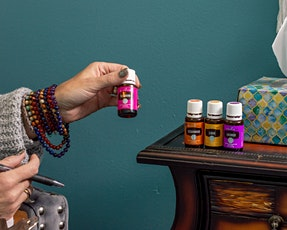 Essential Oils DIY Make and Take tickets