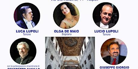 Concerto di Pasqua 2020 di Noi per Napoli biglietti