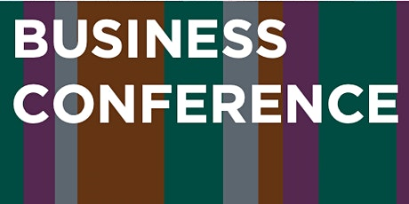 Business Conference tickets