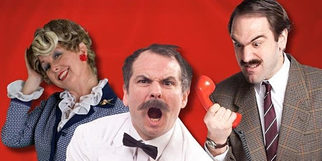 Faulty Towers Dinning Experience tickets