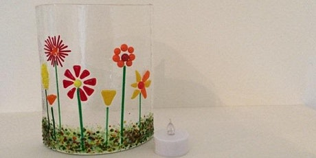 Fused Glass Candle Arch workshop tickets