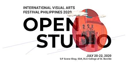 IVAF PH 2020: Open Studio tickets