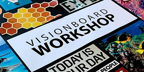 July Freedom Vision Board Class tickets