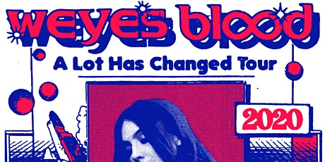 Weyes Blood tickets
