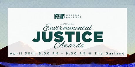 Environmental Justice Awards tickets
