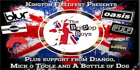 Kington Fieldfest tickets