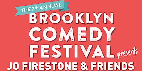 Brooklyn Comedy Festival Presents Jo Firestone & Friends tickets