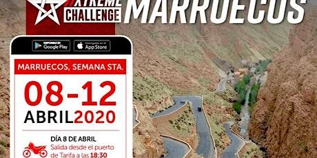 Ruta en moto por Marruecos en semana santa boletos