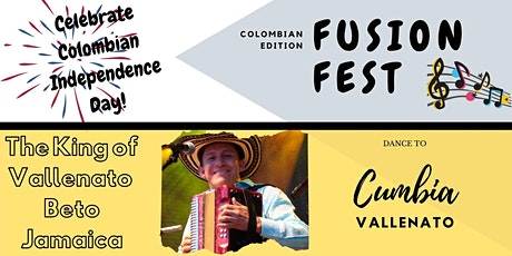 Fusionfest Colombia tickets