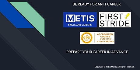 BE READY FOR AN IT CAREER tickets