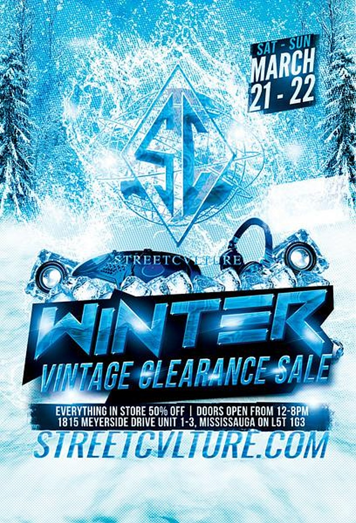 Streetcvlture's Vintage Winter Clearout SALE image