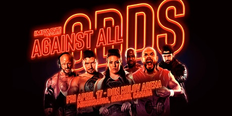 IMPACT Wrestling Presents: Against All Odds Titanium Tickets tickets