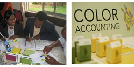 Color Accounting Workshop - Orange County tickets