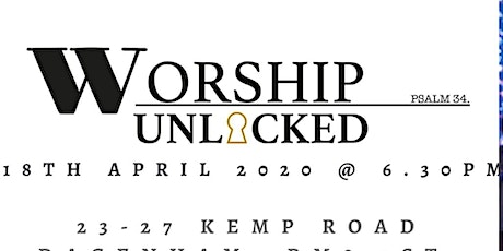 HCC City Changers Presents: Worship Unlocked tickets