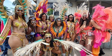 Play Mas With Trinidad Carnival Ultimate Planners  tickets