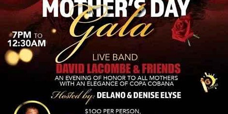 4th Annual Mother's Day Gala tickets