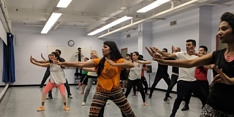Intro to Bhangra Dance - Get Started! tickets