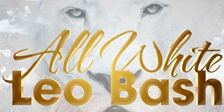 ALL WHITE LEO BASH tickets