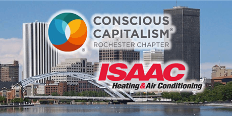 Conscious Culture and Workforce Development at Isaac Heating tickets