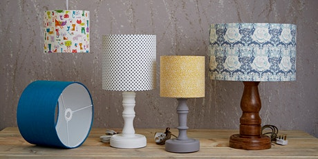 Make your own Lampshade Workshop tickets