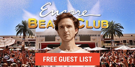 RL GRIME PERFORMING LIVE AT ENCORE BEACH CLUB POOL PARTY - FREE GUEST LIST! tickets