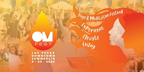 2020 OM FEST Yoga and Meditation Festival tickets