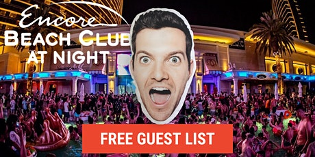 DILLON FRANCIS PERFORMING LIVE AT ENCORE BEACH AT NIGHT - FREE GUEST LIST! tickets