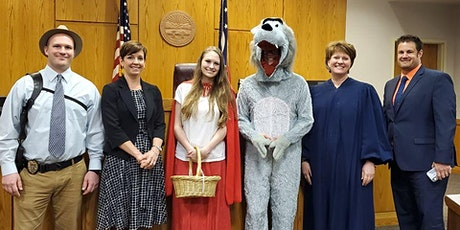 B. B. Wolf Trial @ Fairborn Municipal Court for 3rd Grade Students tickets