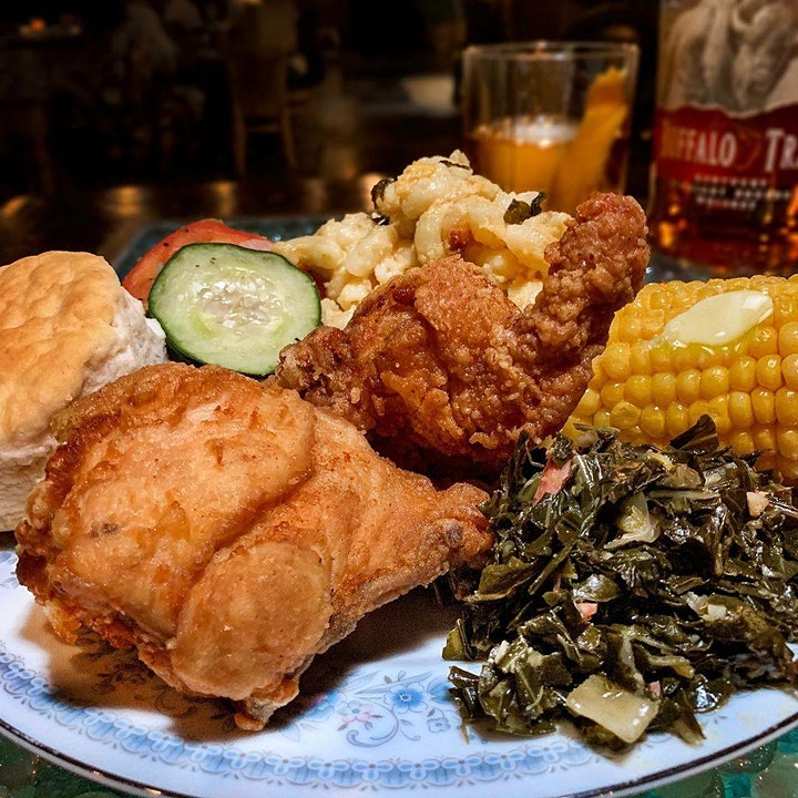 Chef Nat's Famous AYCE Fried Chicken Dinner @ Old Soul image