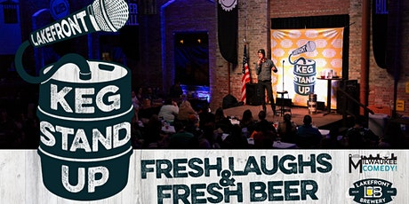 Keg Stand Up at Lakefront Brewery! tickets