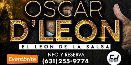 Oscar D'Leon en Stereo Garden Long Island el 28 de marzo! tickets