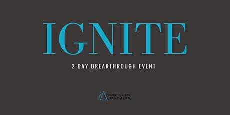IGNITE tickets